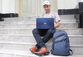 Zenbook sahabat travel blogger