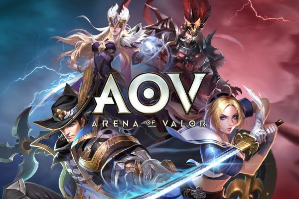 Download Game Garena AOV - Arena of Valor: Action MOBA For Android - FREE  !!! - Tempat Download