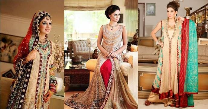 All In One Fashion Trands: Bridal Dresses