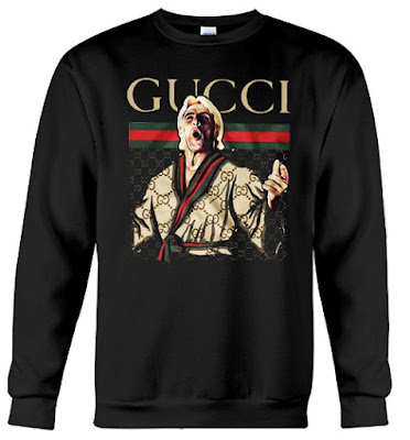 Ric Flair Gucci Mane T Shirt and Hoodie