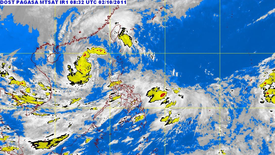 Weather Update Today Latest Philippines Pagasa