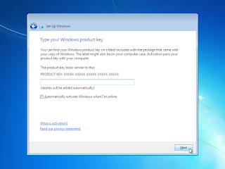 product key windows