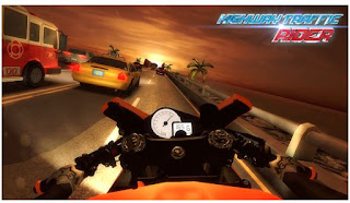 Highway Traffic Rider MOD Full APK Gratis   Terbaru