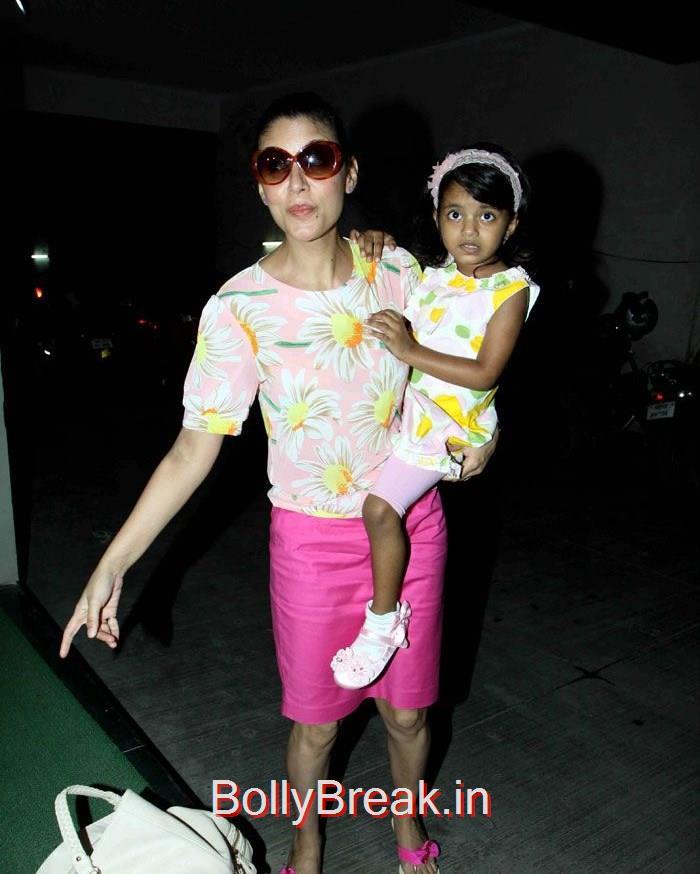 Shabana Raza, Mini Mathur, Madhurima Nigam Hot Pics At Film 'Cinderella' Special Screening