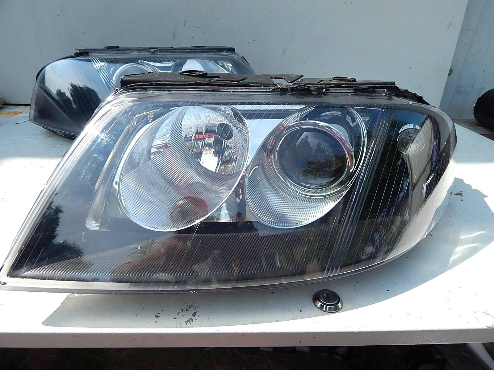 Naprawa świateł Samochodowych Regeneracja I Przeróbka