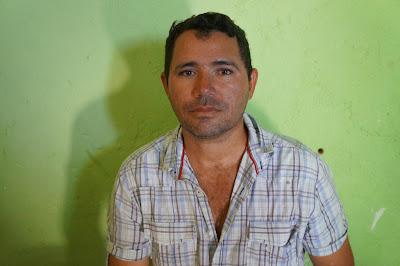 O barbeiro José Amaro
