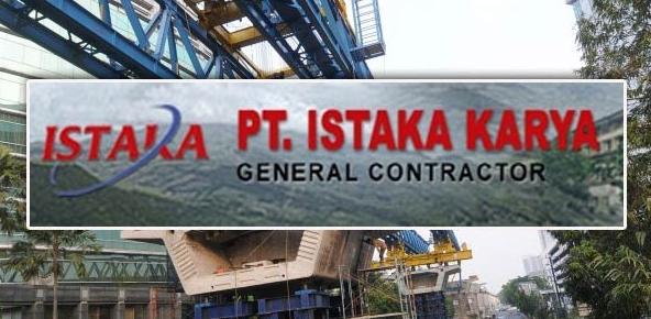 Lowongan Kerja Terbaru BUMN PT ISTAKA KARYA (Persero) Jakarta Selatan