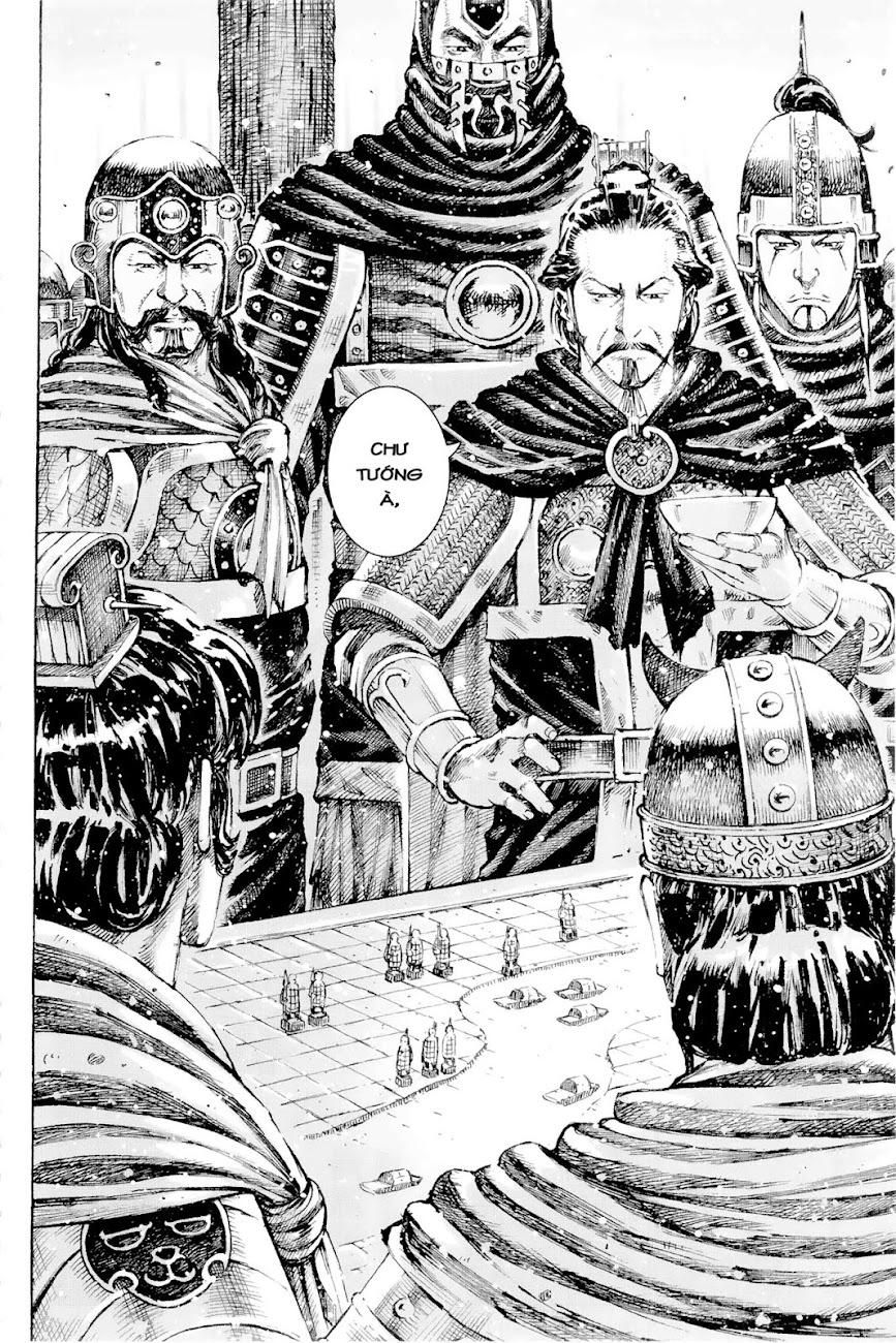 Hỏa phụng liêu nguyên Chương 414: Phong hỏa Xích Bích [Remake] trang 13