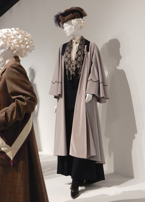Meryl Streep Suffragette Emmeline Pankhurst costume