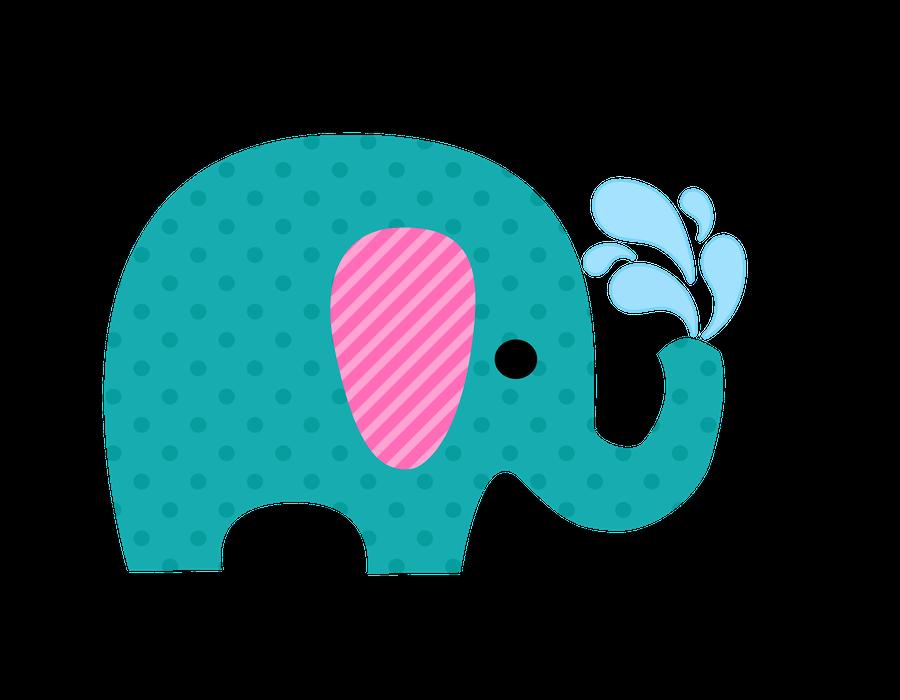 PARA IMPRIMIR: Elefantes Para Imprimir