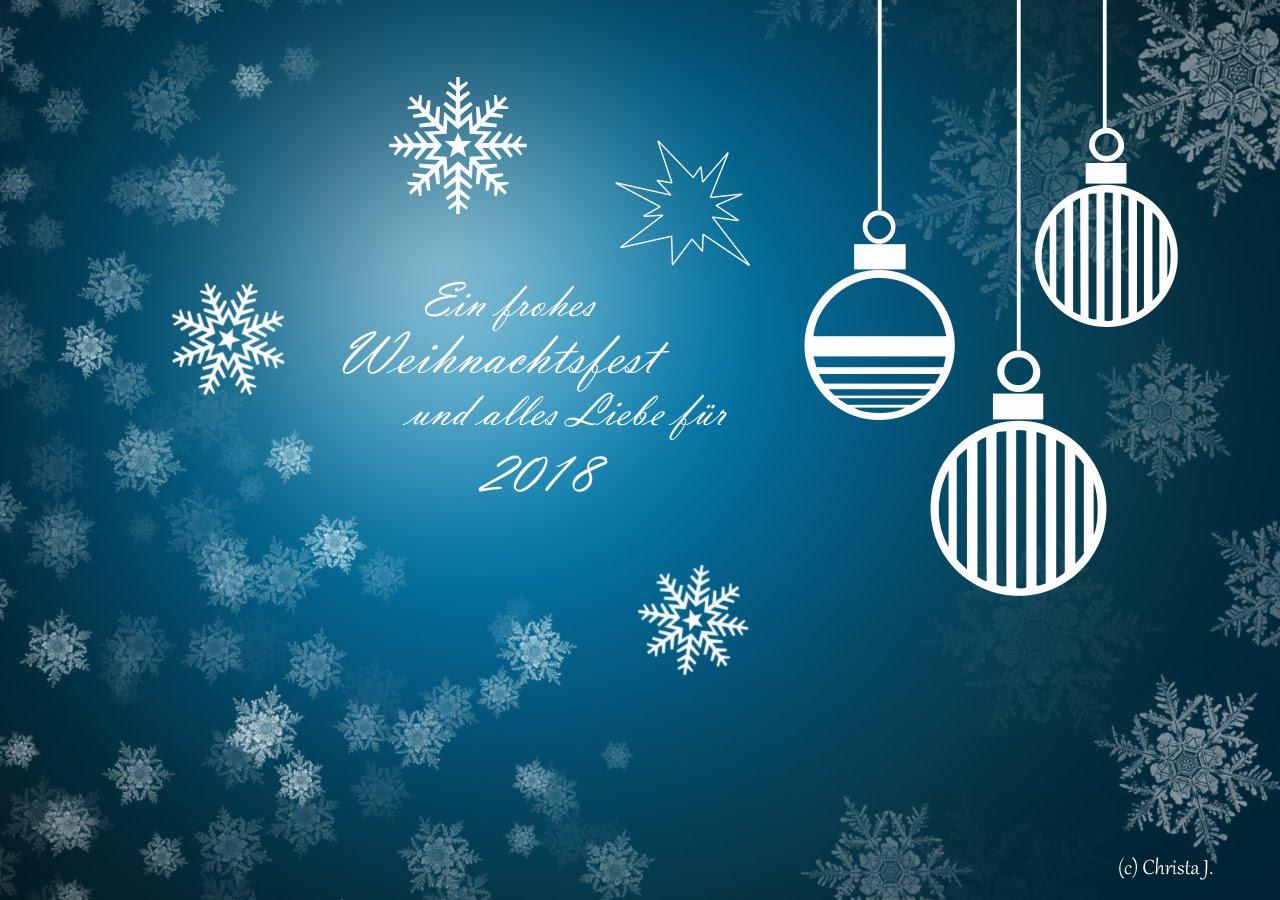 What I Love: Frohe Weihnachten und Blog Infos