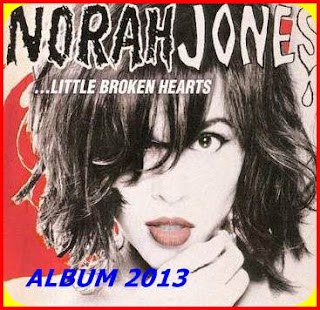 Norah Jones Album Little Broken Hearts
