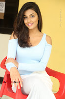 Anisha Ambrose Latest Pos Skirt at Fashion Designer Son of Ladies Tailor Movie Interview .COM 0897.JPG