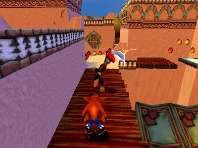 Videojuego Crash Bandicoot Warped