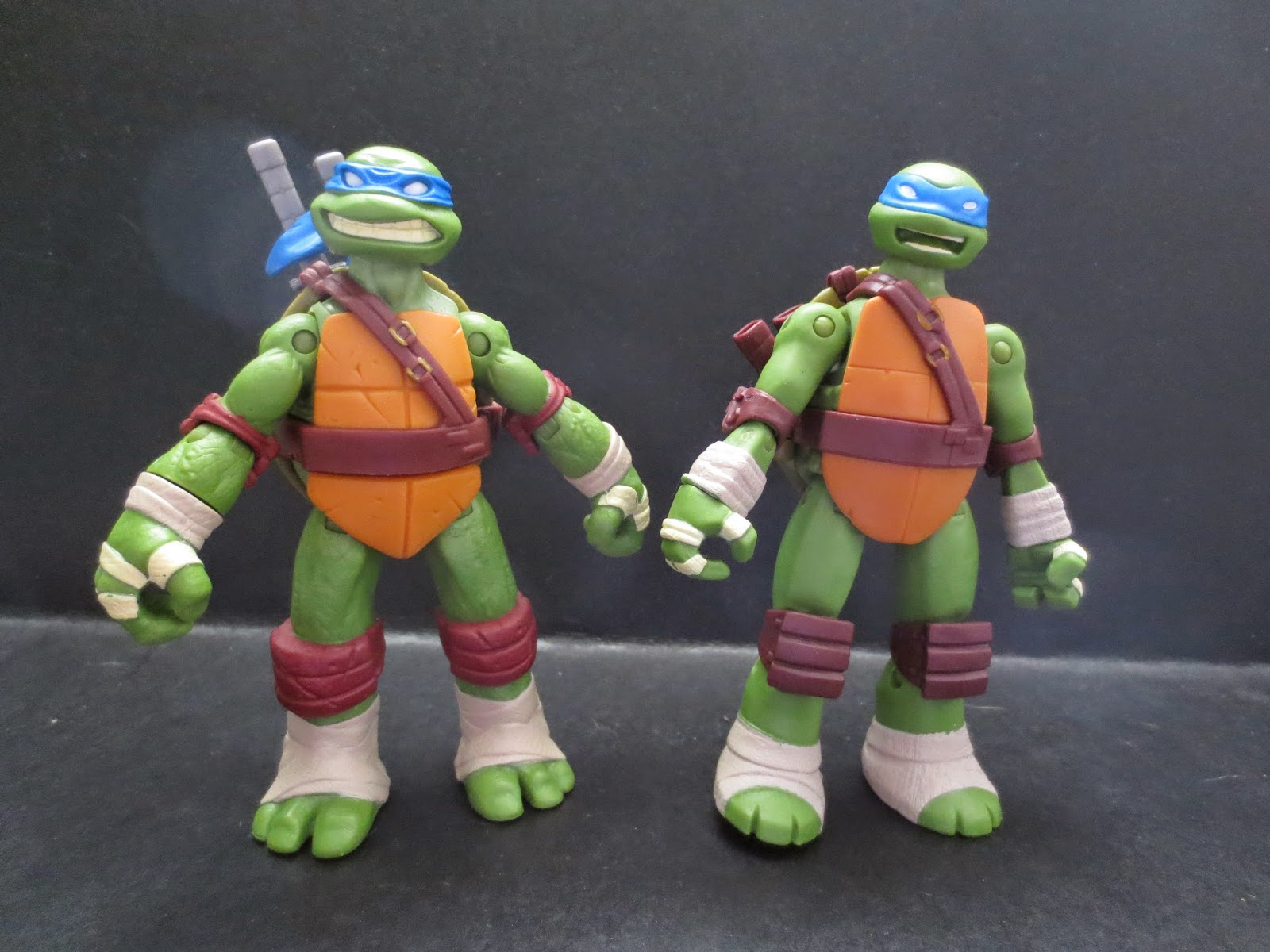The Epic Review Action Figure Review Battle Shell Leonardo From