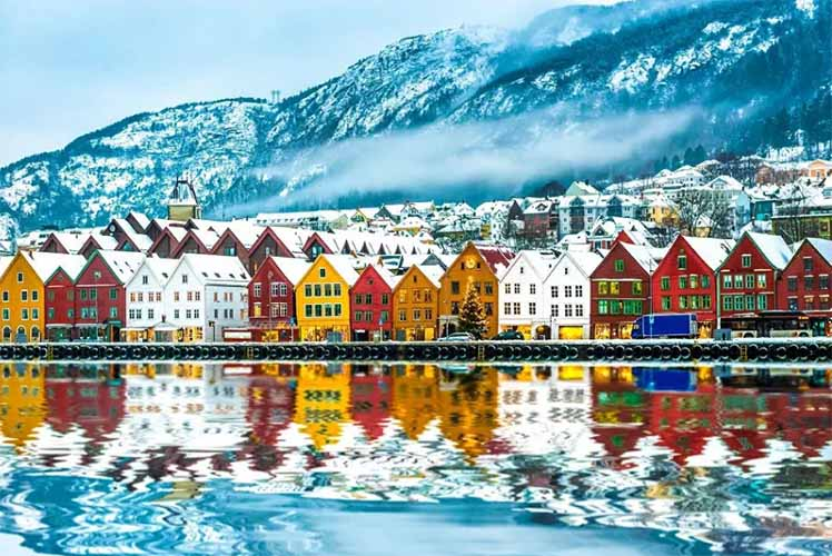 Melawan Fitrah, Angka Perceraian di Norwegia Tertinggi