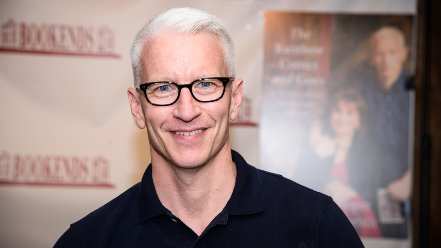 Welcome To My World  Anderson Cooper Does Not Like -4999