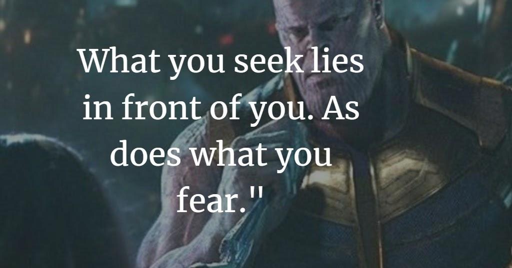 Thanos i finally rest