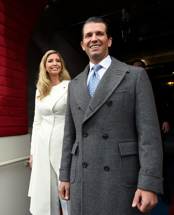 District Attorney drops Fraud Case against Donald Jr. and Ivanka Trump, then receives $50,000 Campaign Contribution from Trump's Lawyer