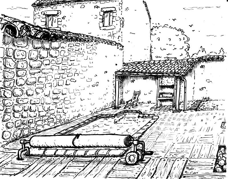 dessin de stefrex - Page 4 Genevievenet