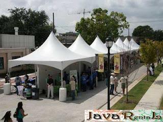 Sewa Tenda Kerucut - Penyewaan Tenda Kerucut Event