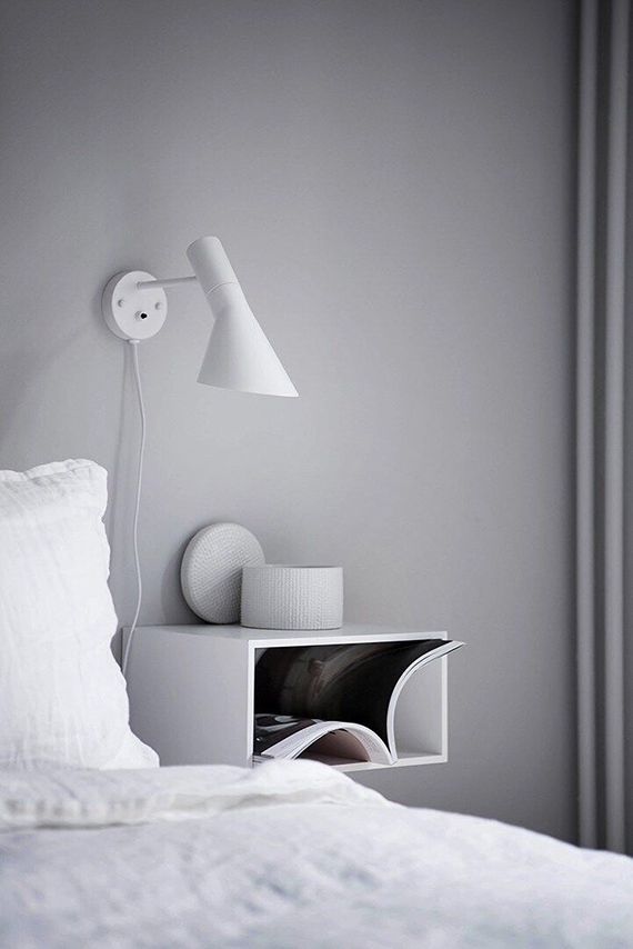 The floating nightstand | Alvhem