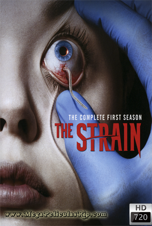 The Strain Temporada 1 [720p] [Latino-Ingles] [MEGA]