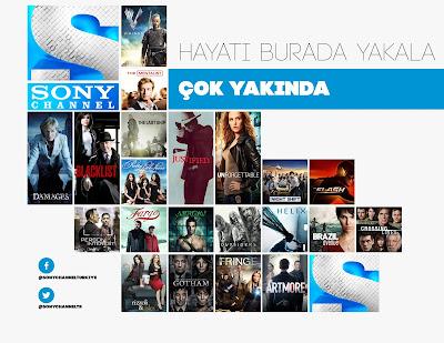 sony channel türkiye tanıtımı, sony channel tv tanıtım, sony channel afiş