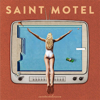 Saint Motel - saintmotelevision (2016) - Album Download, Itunes Cover, Official Cover, Album CD Cover Art, Tracklist