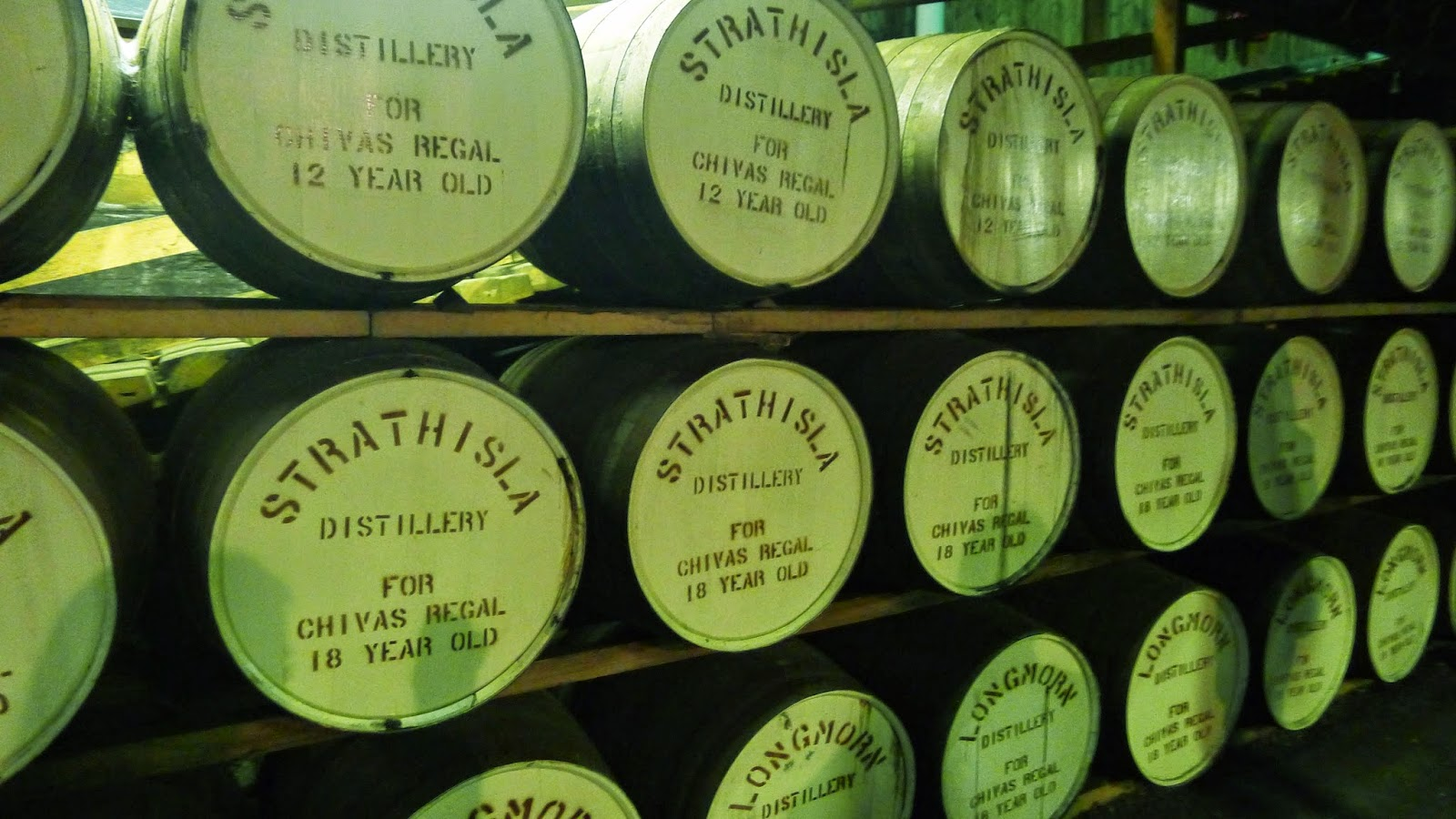 Scotch Casks