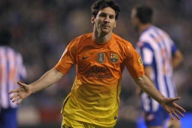Lionel Messi Statistik