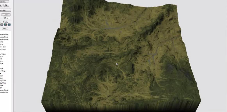 World Machine tutorial: Creating Terrain Texturing | CG TUTORIAL