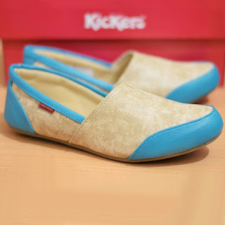 Kickers Flat Shoes