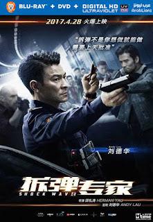فيلم Shock Wave 2017 BluRay مترجم