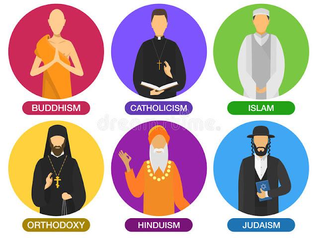 12 Fakta Menarik Tentang Agama Bumi Atau Agama Alam Dan Agama Wahyu