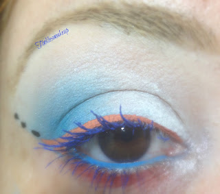 eye_makeup_look_olof_disney_frozen