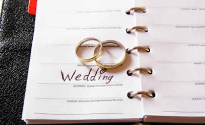 Những lưu ý khi chọn ngày đám cưới
