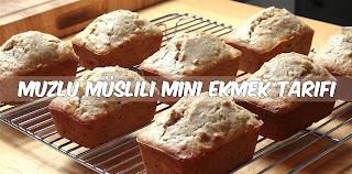 muzlu müslili ekmek