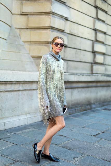 Fashion Week in Paris: Olivia palermo
