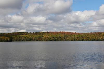 Northern Minnesota lake