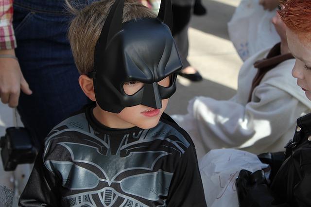 Batman Inspires Me