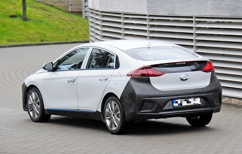 Hyundai Has Confirmed That It Is Working On Increasing The Range Of Ioniq Electric Speaking During A Recent Press Event For All New Kona