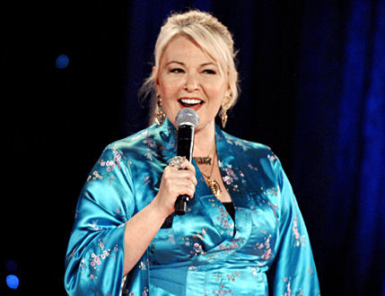Roseanne Barr American actress and television producer