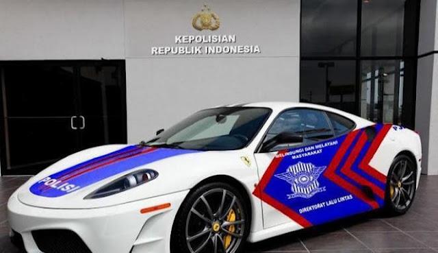 Mobil Sport - Ingin Tahu Mobil Dinas Kepolisian Indonesia Yang Harganya Miliaran