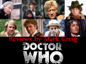 Doux Reviews: Doctor Who - The Classic Series