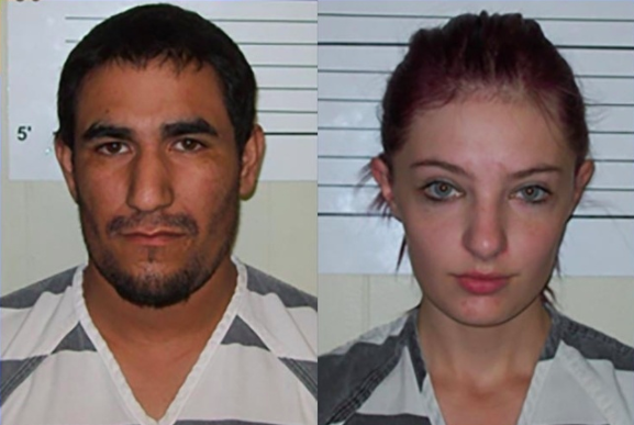 Couple arrested and charged in death of their 4-month-old son found rotting in a swing