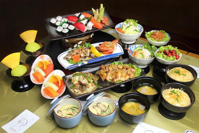 Sushi Gozen - RM58+ per person