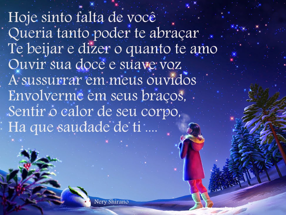 Boa Noite Amor: Nery Poesias: Boa Noite Meu Amor & Good Night My Love