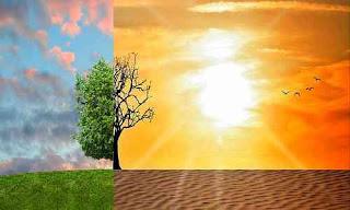 Pengertian pemanasan global, dampak serta cara mengatasinya