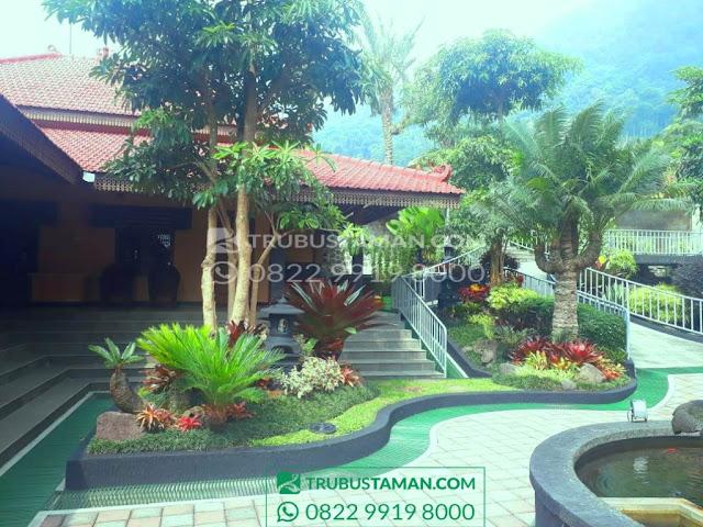 Tukang Taman Tangerang - jasa pembuatan taman rumah